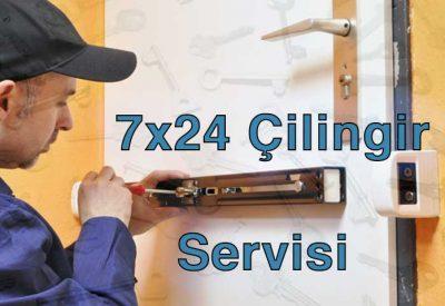 7x24 Çilingir Servisi